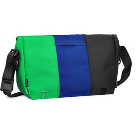 Timbuk2 Classic Messenger Tres Colores - Sac - S vert/bleu